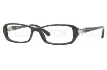 Vogue VO2709B Single Vision Prescription Eyeglasses W44-5216 - Black Frame