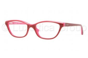 Vogue VO2748 Eyeglass Frames 1990-5017 - Dark Steel Frame