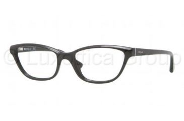Vogue VO2748 Eyeglass Frames W44-5017 - Black Frame