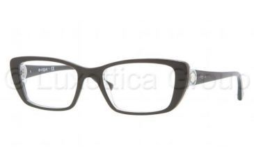 Vogue VO2749H Bifocal Prescription Eyeglasses 1993-5118 - Dark Steel Frame