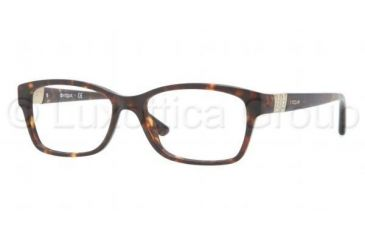Vogue VO2765B Bifocal Prescription Eyeglasses W656-5116 - Dark Havana Frame