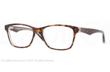 Vogue VO2787 Bifocal Prescription Eyeglasses 1916-51 - Top Havana/Transparent