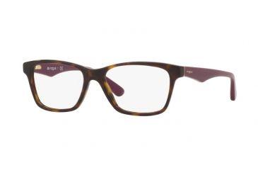 bf836f57e5 Vogue VO2787 Eyeglass Frames 2406-51 - Dark Havana Frame