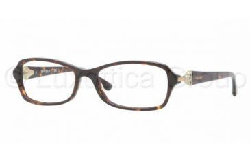 Vogue VO2789B Progressive Prescription Eyeglasses W656-5216 - Dark Havana Frame