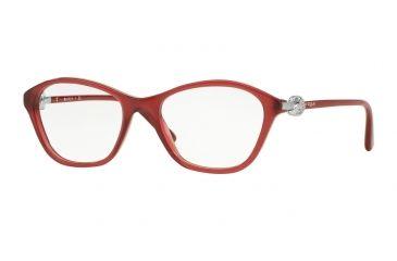 a308c16ed5 Vogue VO2910B Eyeglass Frames 2128-51 - Transparent Cherry Frame