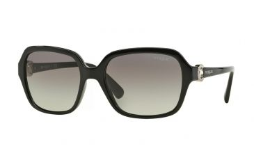 af71b28f65 Vogue VO2994SB Sunglasses W44 11-57 - Black Frame