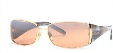 Vogue VO3572S Sunglasses with No Line Progressive Rx Prescription Lenses