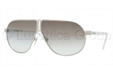 Vogue VO3724S Sunglasses 323/8E-6407 - Silver Green Gradient