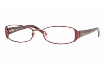 Vogue VO3743 #812 - Bordeaux Demo Lens Frame