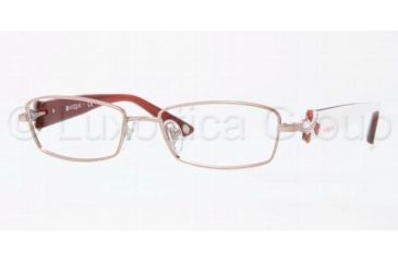 Vogue VO3765B Progressive Prescription Eyeglasses 756-5016 - Light Pink