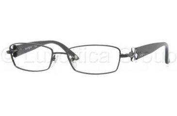 Vogue VO3765B Progressive Prescription Eyeglasses 902-5016 - Black