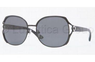 Vogue VO3769SB Sunglasses 352/87-5817 - Black Gray