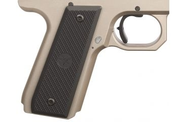 Volquartsen Aluminum Grips with Checkering for Ruger 22/45
