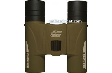 Vortex 10x26 Typhoon Search Binoculars - TYP-1026-S