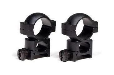 Vortex 1-inch Riflescope High Rings: Picatinny/Weaver (Set of 2) RING-H