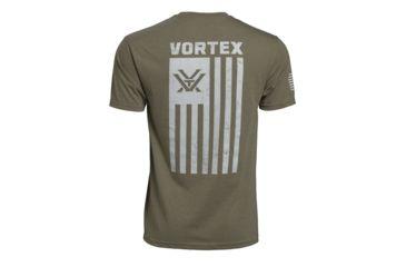Vortex Optics Star and Bars Short Sleeve Shirts