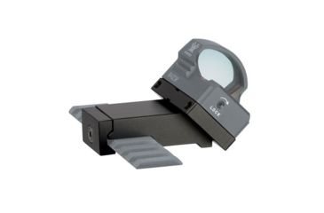4-Vortex RT45 Offset Mount for Razor Red Dot