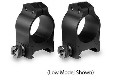 Vortex Viper 1in Riflescope Rings, Medium .88in, Set of 2 VPR-1M