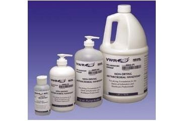 VWR Antimicrobial Laboratory Hand Soap-PCMX H9000 Pump Bottle, 946 Ml (32 oz.)