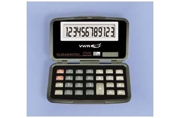 VWR Big-Digit Calculator 6025