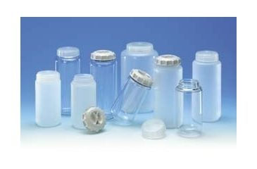 VWR Centrifuge Bottles with Caps, Spherical-Bottom BMP-CE-912 Polycarbonate Bottle With Screw Cap