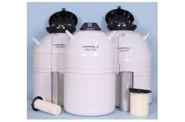 VWR CryoPro Canister Storage Tanks, CC Series CP-6-CA Accessories