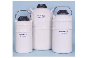 VWR CryoPro Liquid Dewars, L Series L-5 L-5 Liquid Dewar