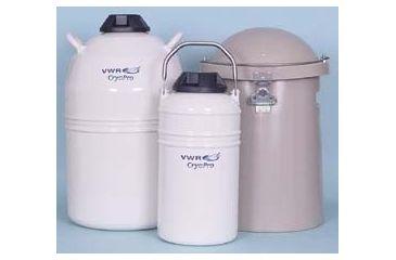 VWR CryoPro Vapor Shippers, V Series V-48 V-48 Vapor Shipper