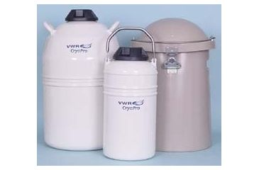 VWR CryoPro Vapor Shippers, V Series V-900 V-900 Vapor Shipper