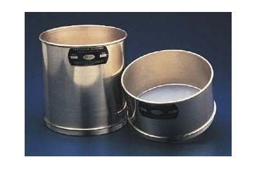 VWR Deep Frame Washing Sieves 500BS8W8W/SU 8'' Depth Sieves With #20 Support Cloth