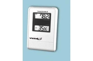 1-VWR Digital Hygrometer/Thermometer 4088