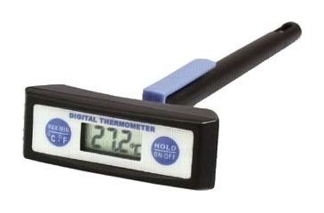 VWR Digital Water-Resistant Thermometer, T-Shaped 3715