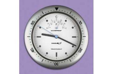 VWR Indoor/Outdoor Clock 1078