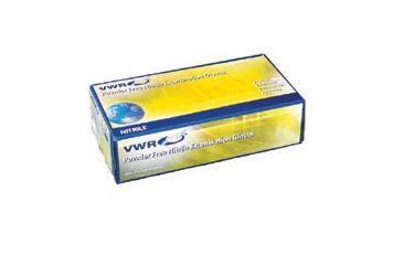 VWR Powder-Free Nitrile Examination Gloves 10772-109