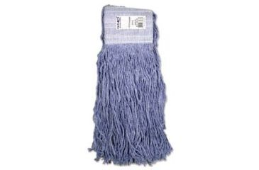 VWR Synthetic-Blend Wet Mops FGF13753BL00 Large Mop Heads, 625 g (22 oz.)