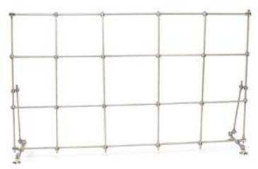 VWR Talon Stainless Steel Fume Hood Lab-Frame Kits 915748 For 2.4 m (8') Fume Hoods