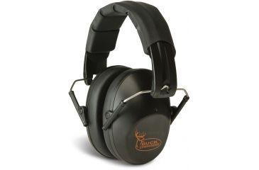 Walkers Buck Commander Low Profile Folding Ear Muffs GWP-FPM1-BC