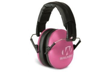 Walkers Youth & Women Folding Muff Pink GWP-YWFM2-PNK