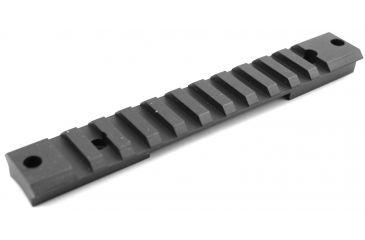 Warne Remington 700 Short Action Matte Finish M673M20MOA