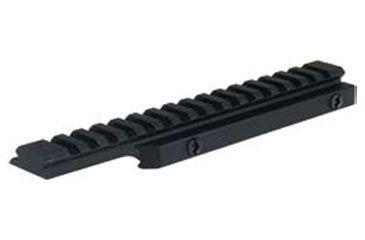 Weaver AR-15/M16 Flat Top Riser Rail 99673, 99659