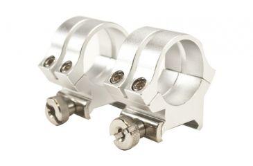 Weaver Rings Quad-Lock, 1in. Medium, Silver