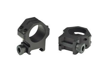 Weaver Tactical Four Hole Picatinny 30Mm Low, Black Matte 99515