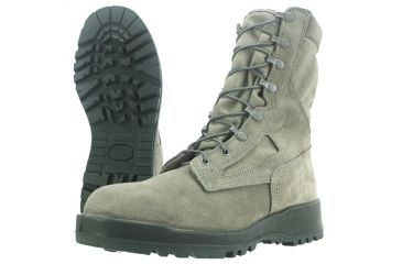 Wellco S140 Air Force Hot Weather Sage Green Boots