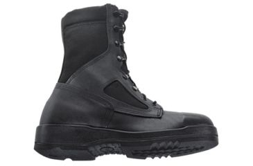 Wellco B141 Military Hot Weather Safety Toe 8in Leather Boots