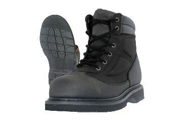 Wellco 220 Series Resistor Black Boots Size - 4.0, Width - Regular
