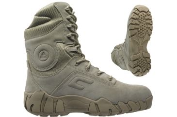 Wellco 73080-001 Military Boots - The Tan Spartan
