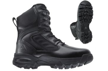 Wellco Uniform Tactical Boots w/ Side Zip