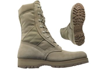 2a07f68d4e3 Wellco T140 Military Boots - US Mil Spec Desert Tan Hot Weather ...