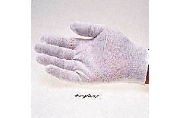Wells Lamont Cotton Lisle Inspection Gloves, Wells Lamont Y6701L Lightweight, 22.9 Cm (9'') Long