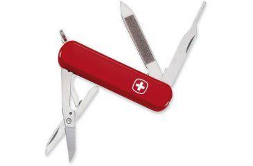 Wenger Swiss Pocket Knife Red Air Traveler 16912